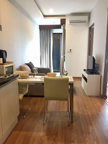 Fully furnished - Nimman Area - Chiang Mai - Apto. en complejo residencial
