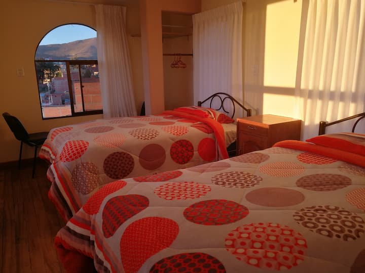 Sauta Suite GuestHouse (Double Room/Cuarto Doble)