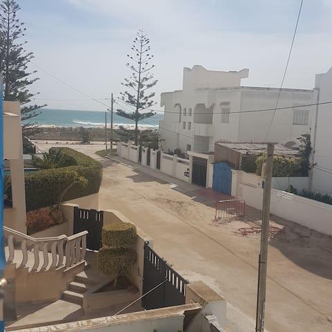 Maison de 25 metre de la plage