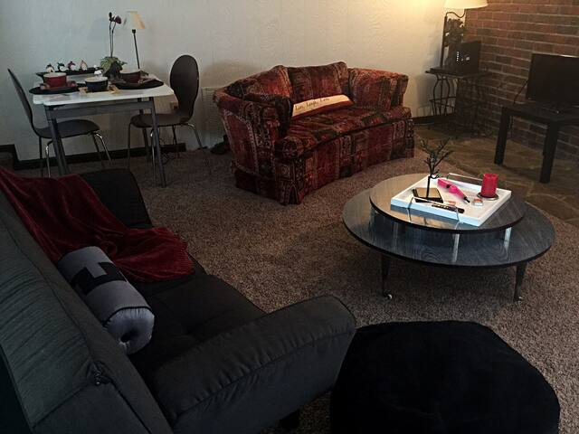 Cozy Large Apt 1 mile IU Stadium - Bloomington - Huoneisto