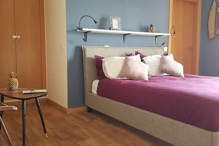 Villa XIII - chambre bleu