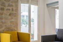 Trendy & Fashion Duplex in Le Marais !!!