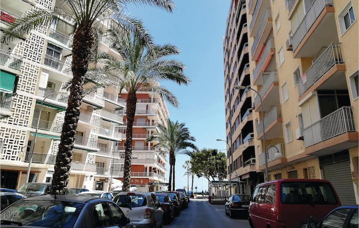 Holiday apartment with 1 bedroom on 45m² in Cullera