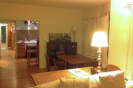Spacious one bedroom apt. in West Chester Borough - West Chester - Lakás