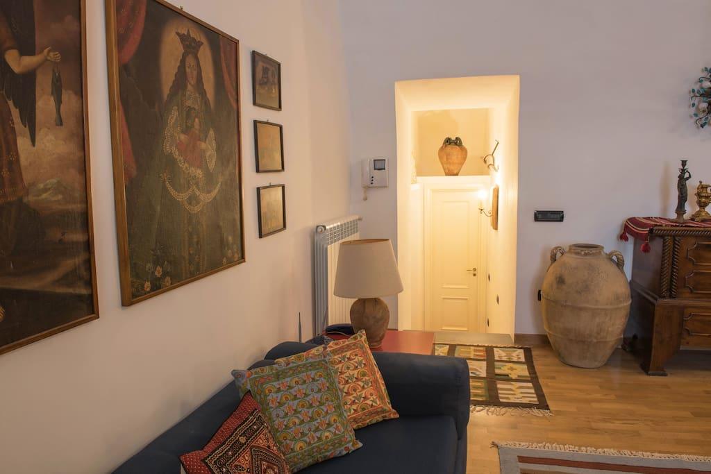 La riggiola appartamenti in affitto a napoli campania for Appartamenti in affitto arredati napoli