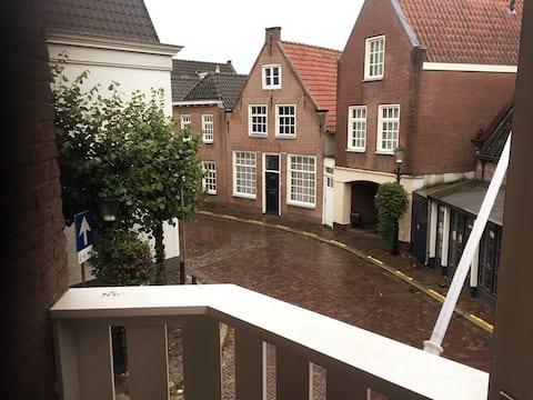 Corner apartment near  Amsterdam Castle