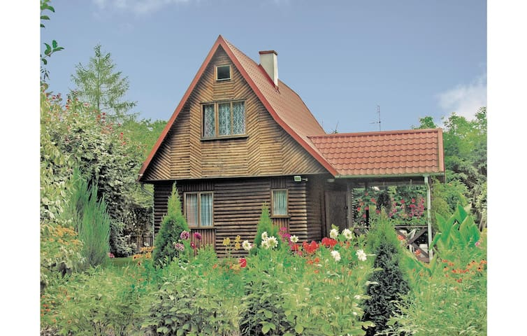 Holiday cottage with 2 bedrooms on 72 m² in Gietrzwald