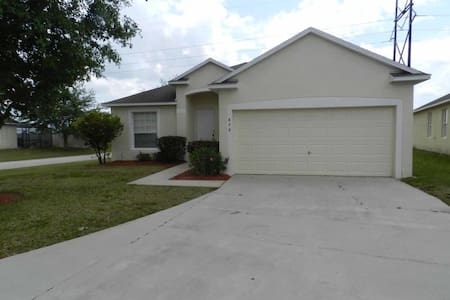 Sunset Ridge 5/3 Pool Home property, fully furnished, with full kitchen, and all linens and towels - DAVENPORT - House