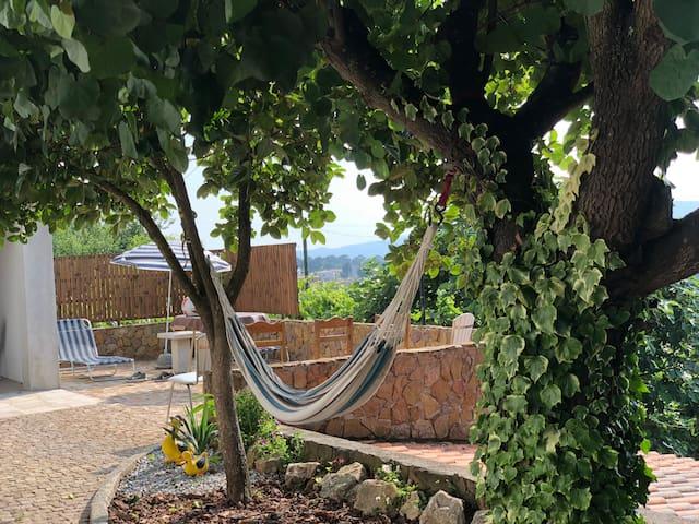 Tranquilidade com vistas ao Vale do Tâmega