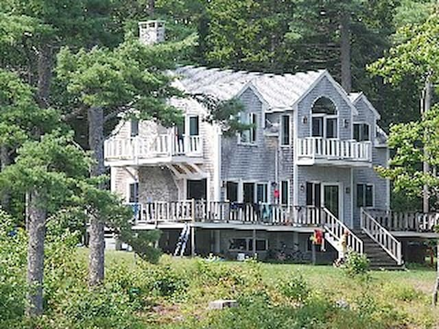 Peaceful Waterfront Home - Harpswell  - 獨棟