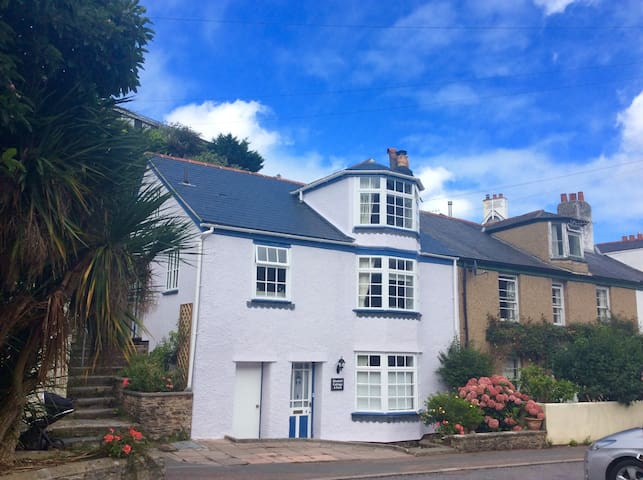 Bluebell Cottage, Dartmouth - Dartmouth - Talo