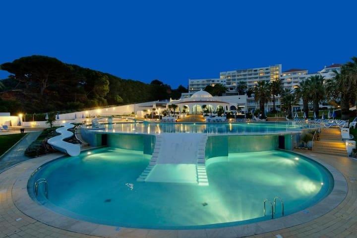 T1 - Oura View Beach Club (4 pax) - Albufeira - Apartemen