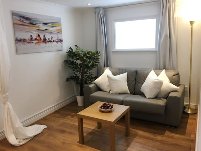 Lovely Studio flat just 10 mins to central London - Londen - Appartement