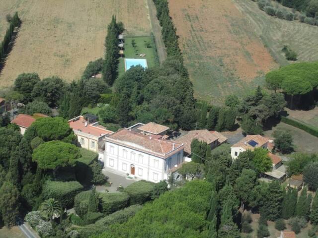 Villa Tenuta le Case Nouve Camera Vecchia Toscana - Rosignano marittimo - Villa