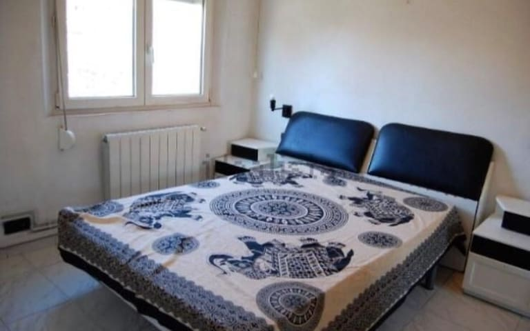 Habitacion doble en Sant Andreu