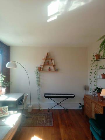 Bright Heritage Chinatown Loft - Victoria - Apartment