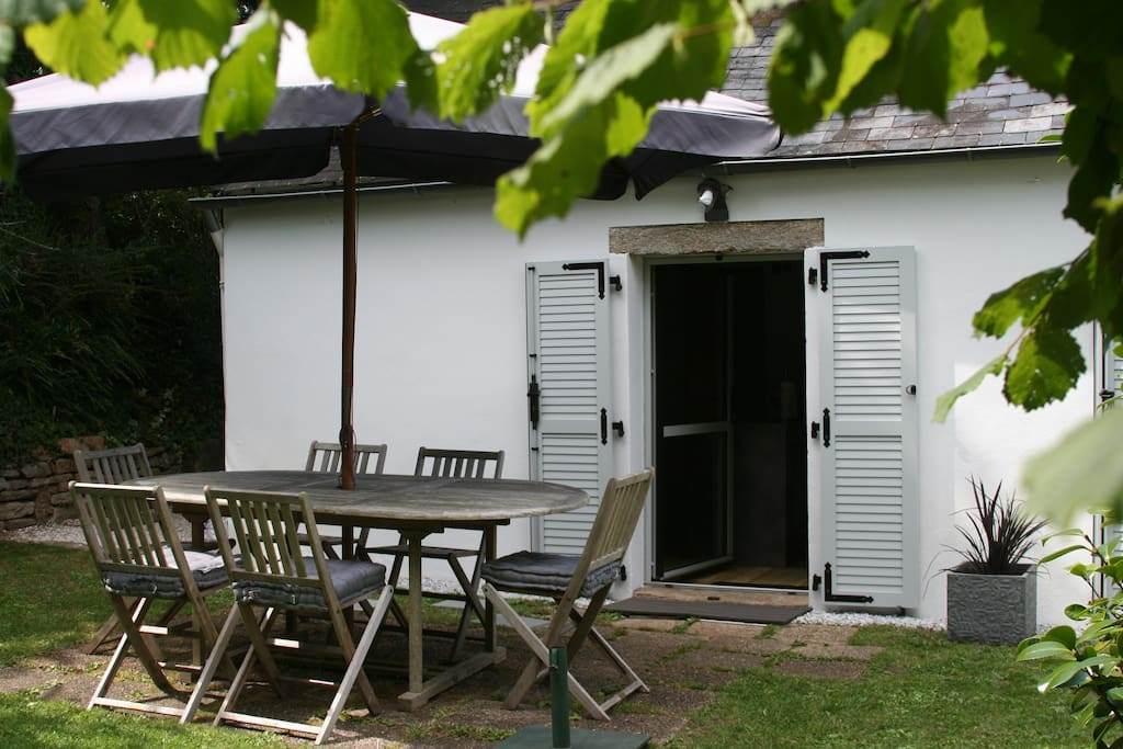 jardin de 200m²