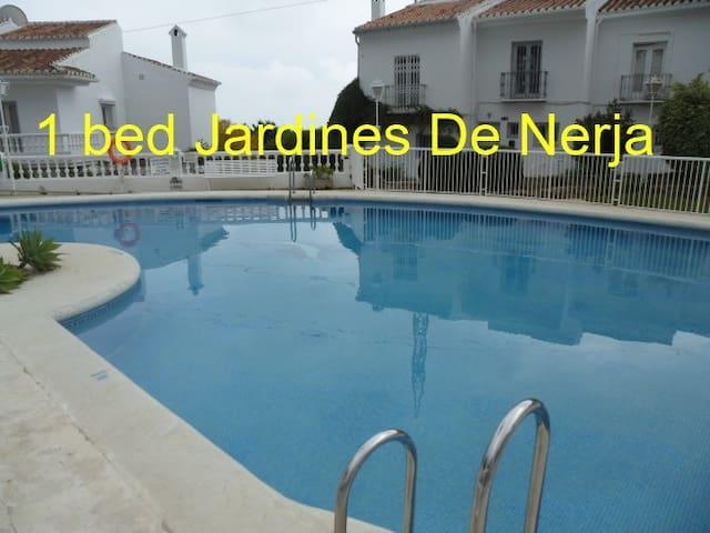 Basement apartment jardines De Nerja