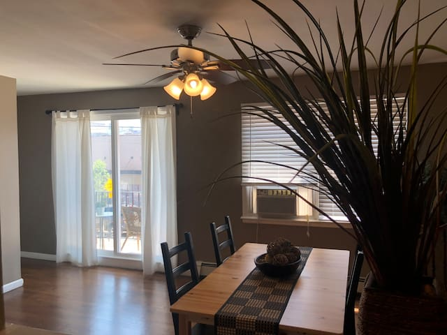 Nicely Renovated & Totally Private 2 Bedroom Apt