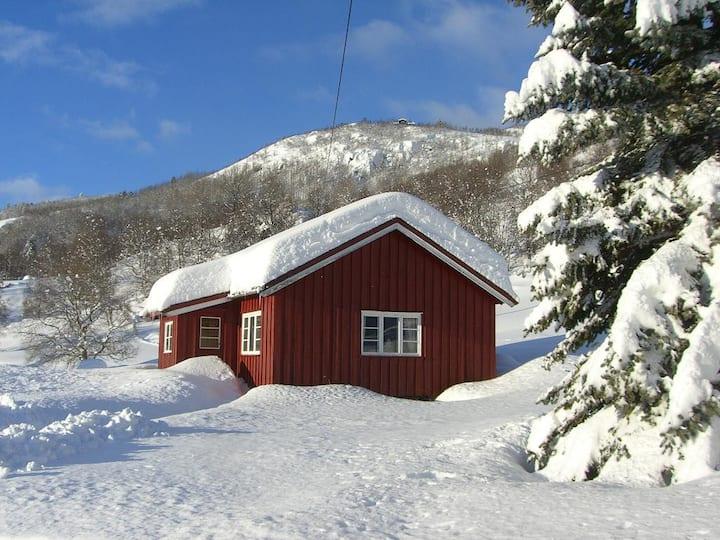 Hägerstugu - cabin on a farm