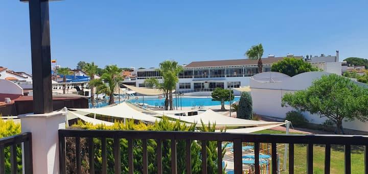 Capacious 4 BR Villa with Shared Pool in Antalya
