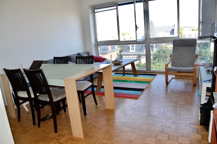 Comfortable Apartment near Paris (Chatou)