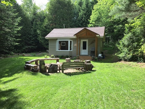 Cabin at The Rasberry Patch-Chandos Lake-Apsley On