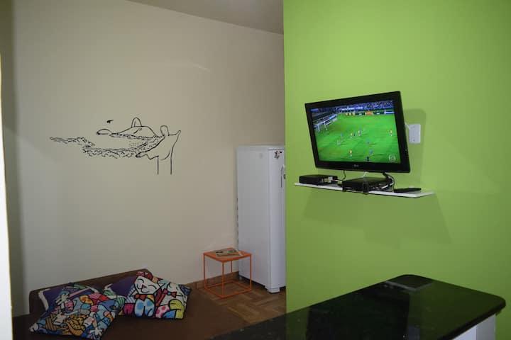 Apartamento Bairro de Fátima - Lapa - Centro -  RJ