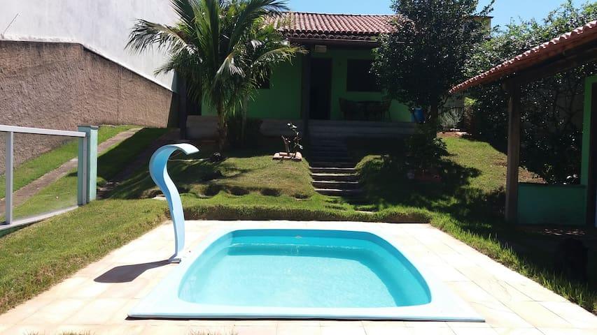 Tranquilidade e Lazer na Enseada Azul Guarapari/ES