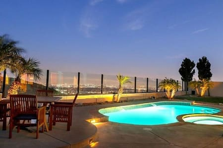 STYLISH HOUSE ON THE OXFORD WITH AMAZING VIEW - Rowland Heights - Σπίτι