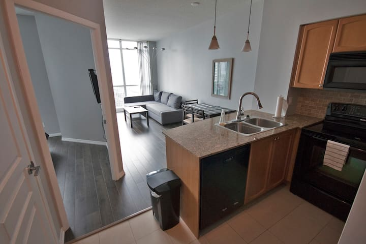 Luxury 2bd+2bth in the Heart of Downtown!