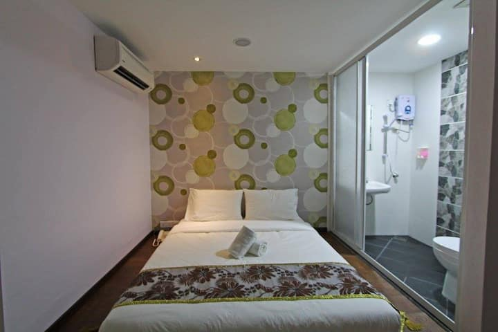 Nice Super Deluxe Room at Orange Hotel Kuala Pilah