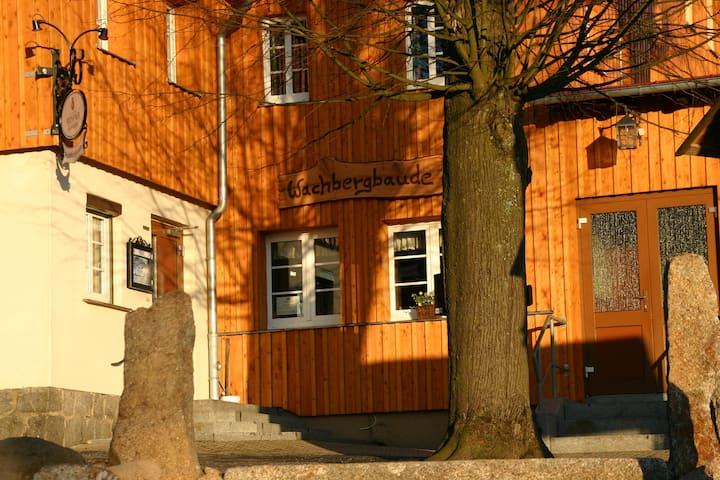 Wachbergbaude Saupsdorf