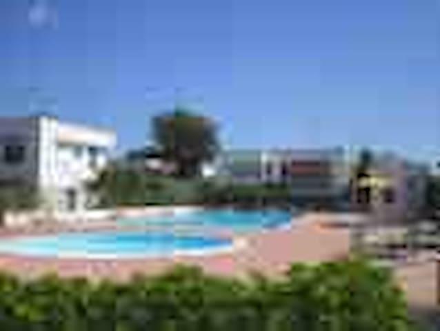 Villetta al mare in Residence con piscina - Lido delle Nazioni - Rumah