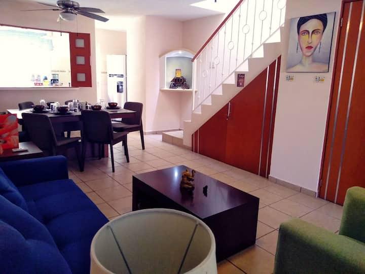 Casa Roché 1 - Laguna Real
