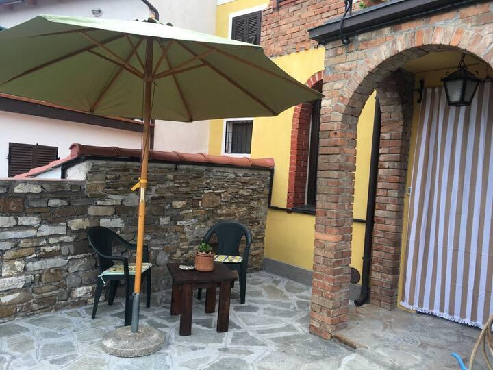 NUOVA casa vacanza da Donatella ristrutturata