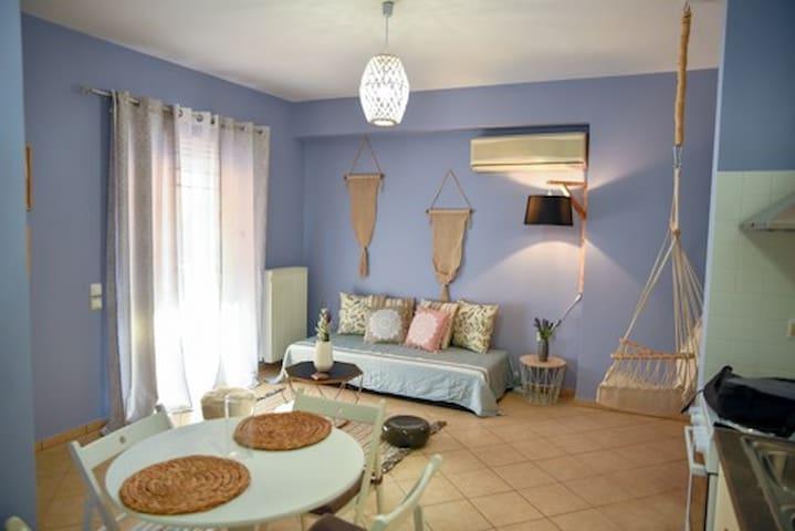 Relaxing Boho Apartment!