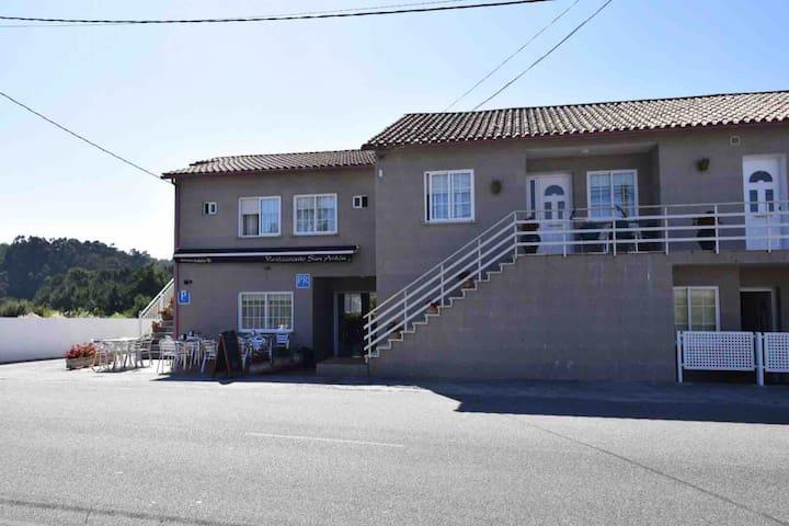 Pensión San Antón. Habitaciones con desayuno