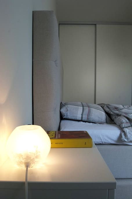 Get a nice atmosphere with the smaller lamps
