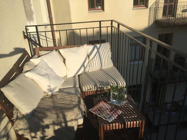 Apartment 500 m from Avenyn (Kungsgatan) - Göteborg - Apartament