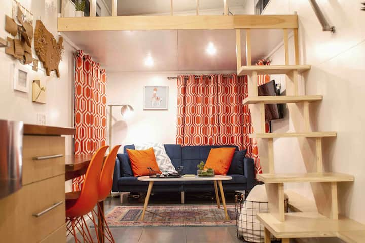 Experience Tiny House Living in Salt Lake Valley