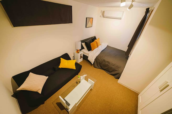 [102] New apartment 1 roomShinjuku 4min by train