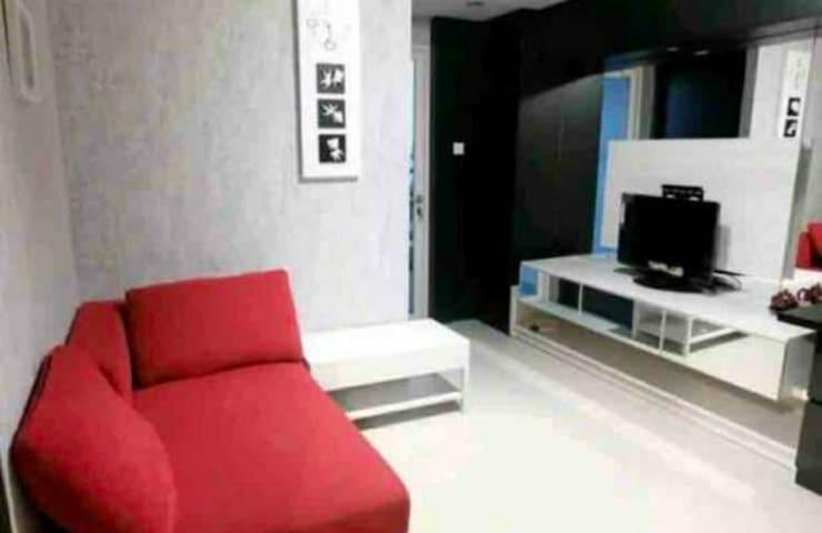Apartment 2BR Trillium Residence,Central City!!
