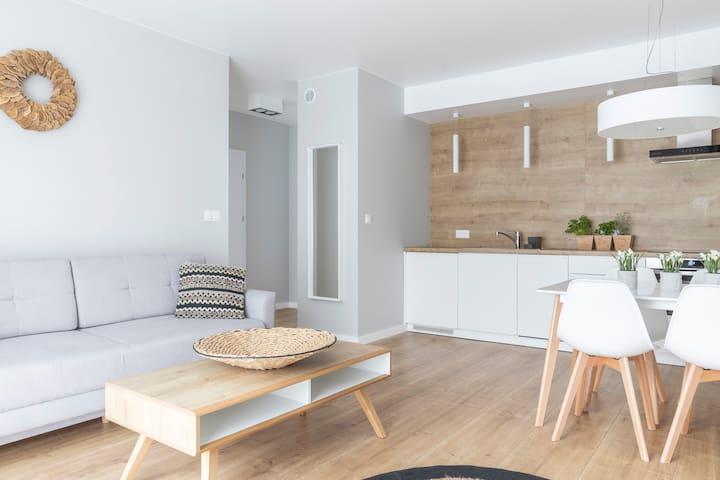 Apartament z tarasem 4