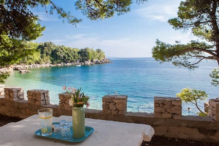 Five Bedroom Villa on Peljesac- American Owner - Postup