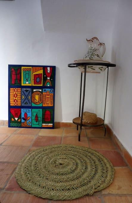 Cosy studio in historical center flats for rent in calpe comunidad valenciana spain - Vinilos decorativos aki ...