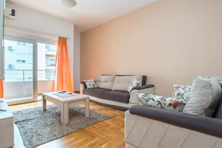 City apartment- clean, fresh and welcome