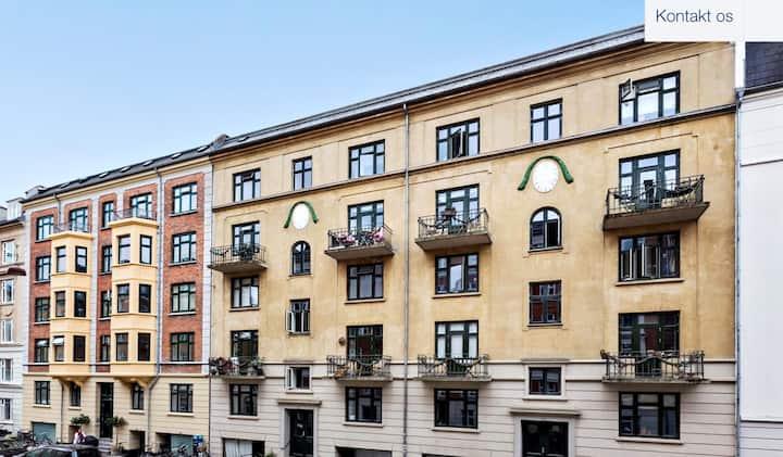 Authentic Østerbro Apartment