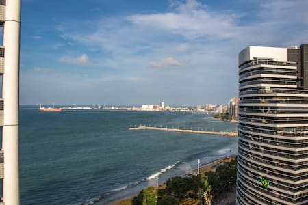 Nice Flat with Oceanview and Priviledged Location