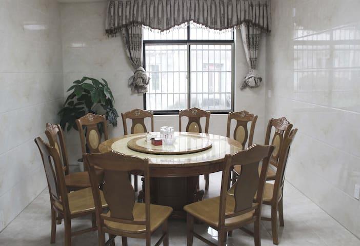 老李的家 四个房间 可住八人 - Hangzhou - Casa de camp